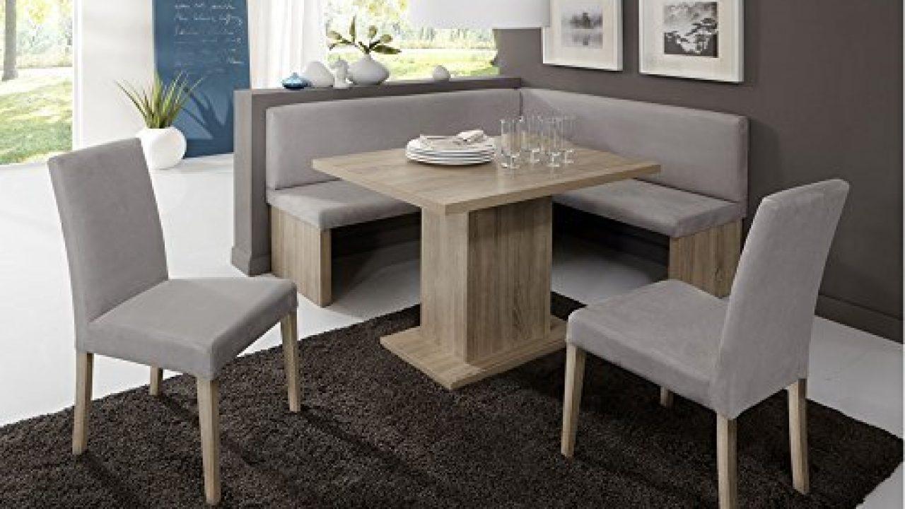 Esstisch Essecke Eckbank Tisch Stühle Holz in 60323